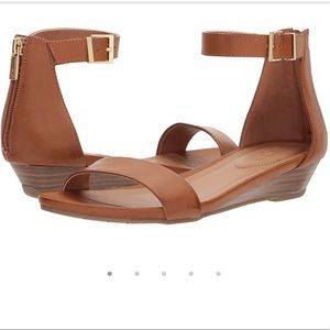 Kenneth Cole Reaction Great Viper Brown Sandals